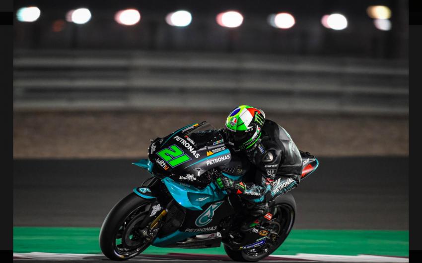 Petronas Sepang Racing Team and Morbidelli looking forward to 2020 MotoGP season start at Jerez, Spain Image #1146913