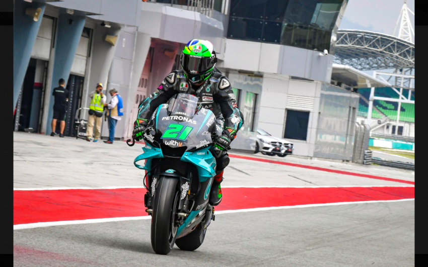 Petronas Sepang Racing Team and Morbidelli looking forward to 2020 MotoGP season start at Jerez, Spain Image #1146928