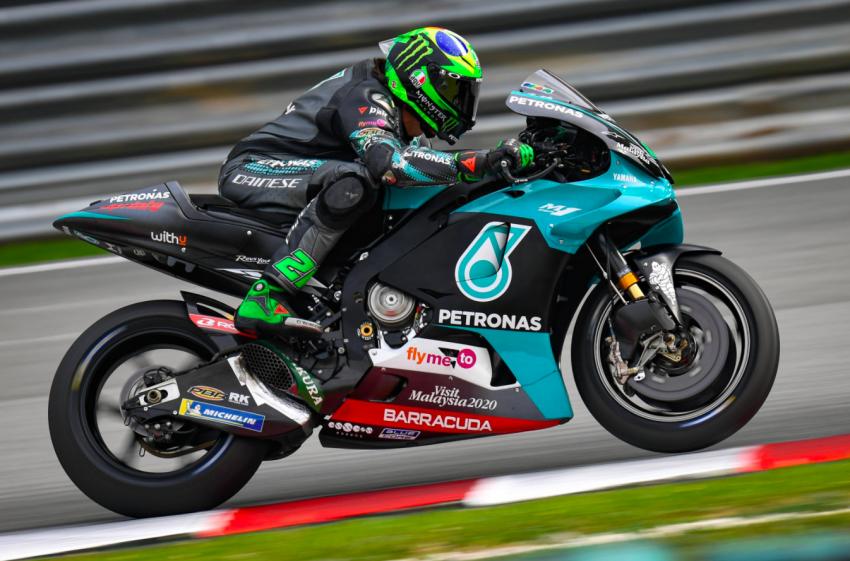 Petronas Sepang Racing Team and Morbidelli looking forward to 2020 MotoGP season start at Jerez, Spain Image #1146942
