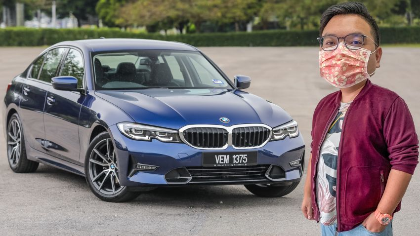FIRST DRIVE: 2020 G20 BMW 320i Sport M'sian review Image #1148960