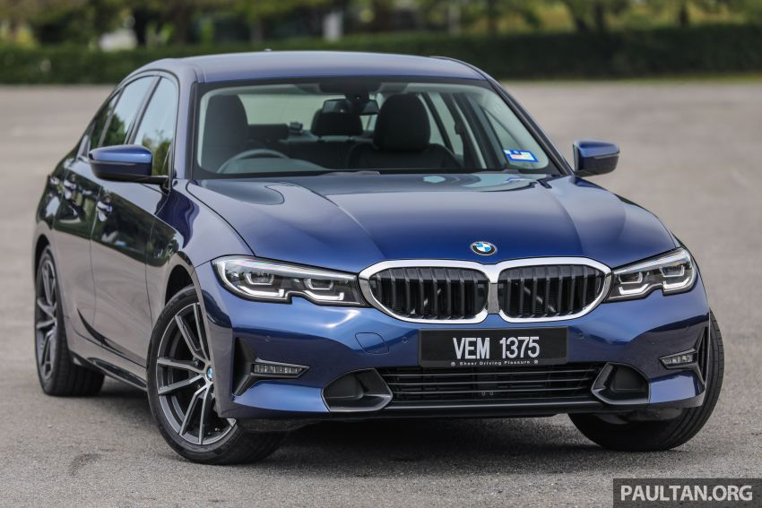 FIRST DRIVE: 2020 G20 BMW 320i Sport M'sian review Image #1148866