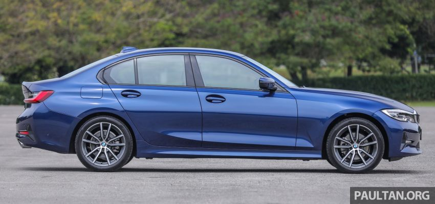 FIRST DRIVE: 2020 G20 BMW 320i Sport M'sian review Image #1148875