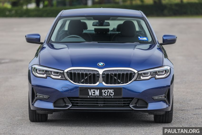 FIRST DRIVE: 2020 G20 BMW 320i Sport M'sian review Image #1148876