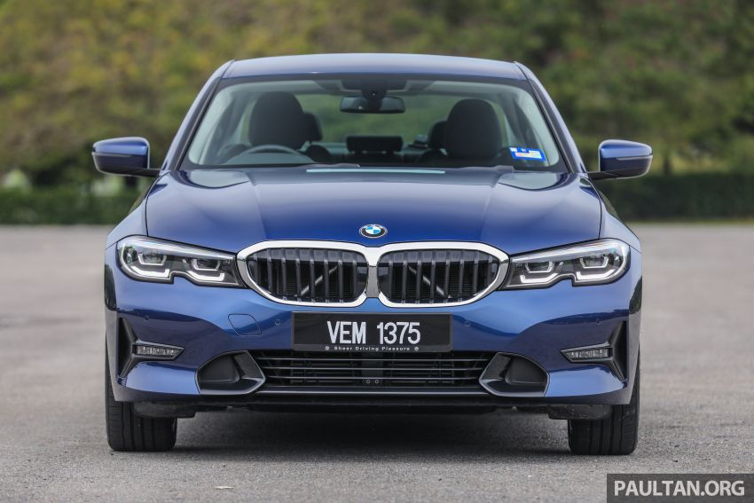 FIRST DRIVE: 2020 G20 BMW 320i Sport M'sian review Image #1148877
