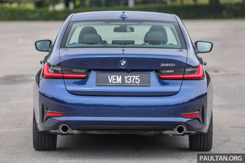 FIRST DRIVE: 2020 G20 BMW 320i Sport M'sian review Image #1148878