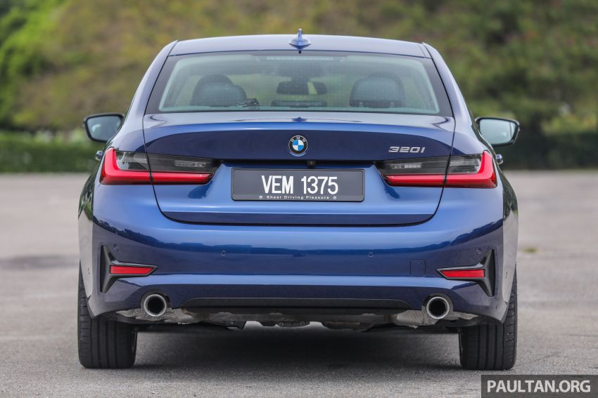 FIRST DRIVE: 2020 G20 BMW 320i Sport M'sian review Image #1148879