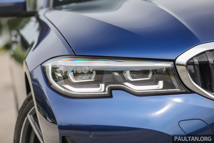 FIRST DRIVE: 2020 G20 BMW 320i Sport M'sian review Image #1148881