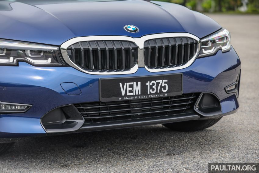 FIRST DRIVE: 2020 G20 BMW 320i Sport M'sian review Image #1148885