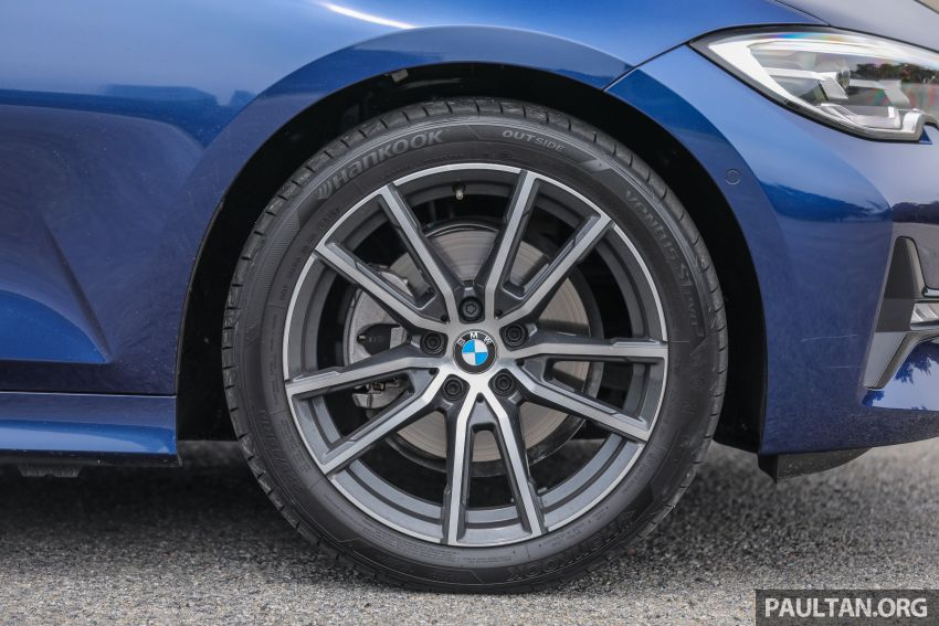 FIRST DRIVE: 2020 G20 BMW 320i Sport M'sian review Image #1148890