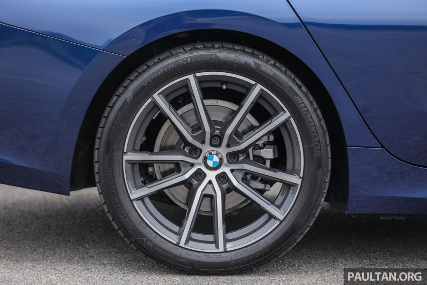 FIRST DRIVE: 2020 G20 BMW 320i Sport M'sian review Image #1148891