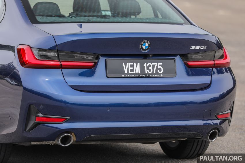 FIRST DRIVE: 2020 G20 BMW 320i Sport M'sian review Image #1148892