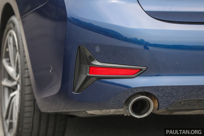 FIRST DRIVE: 2020 G20 BMW 320i Sport M'sian review Image #1148895