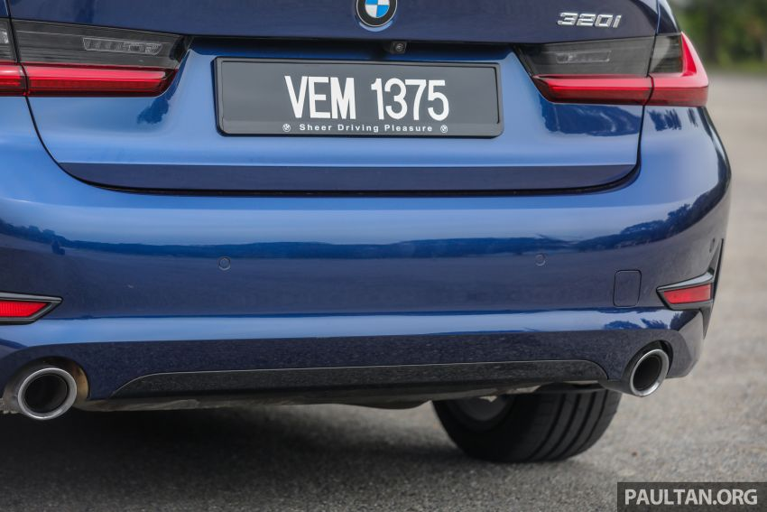 FIRST DRIVE: 2020 G20 BMW 320i Sport M'sian review Image #1148897