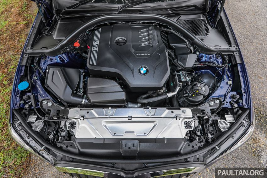 FIRST DRIVE: 2020 G20 BMW 320i Sport M'sian review Image #1148899