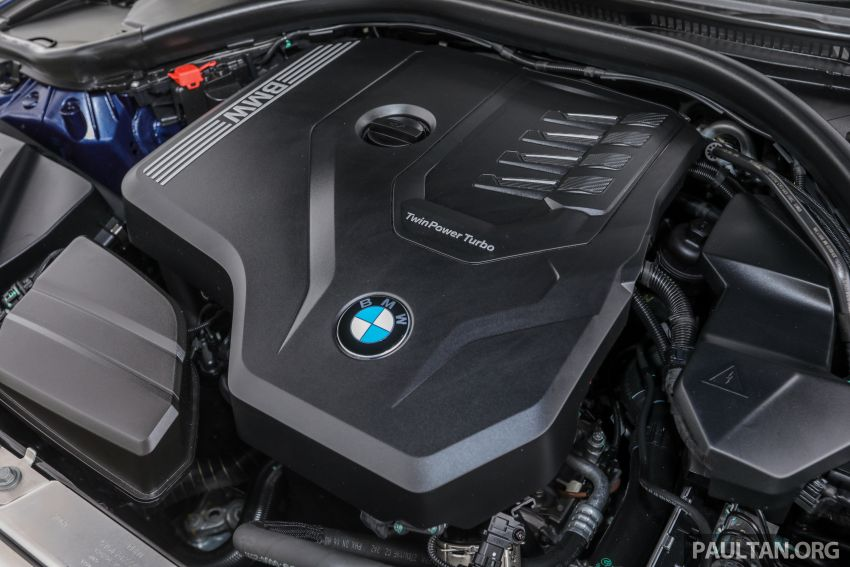 FIRST DRIVE: 2020 G20 BMW 320i Sport M'sian review Image #1148900