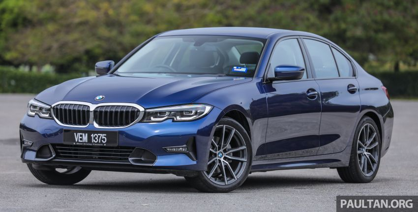 FIRST DRIVE: 2020 G20 BMW 320i Sport M'sian review Image #1148869