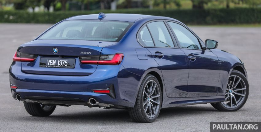 FIRST DRIVE: 2020 G20 BMW 320i Sport M'sian review Image #1148870