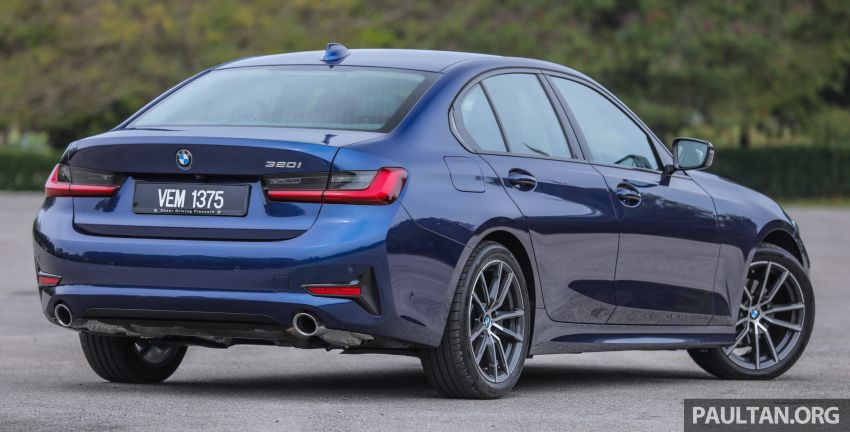 FIRST DRIVE: 2020 G20 BMW 320i Sport M'sian review Image #1148871