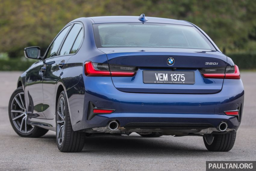 FIRST DRIVE: 2020 G20 BMW 320i Sport M'sian review Image #1148873