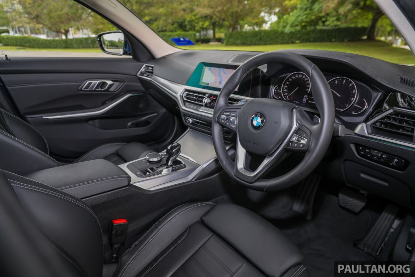 FIRST DRIVE: 2020 G20 BMW 320i Sport M'sian review Image #1148901