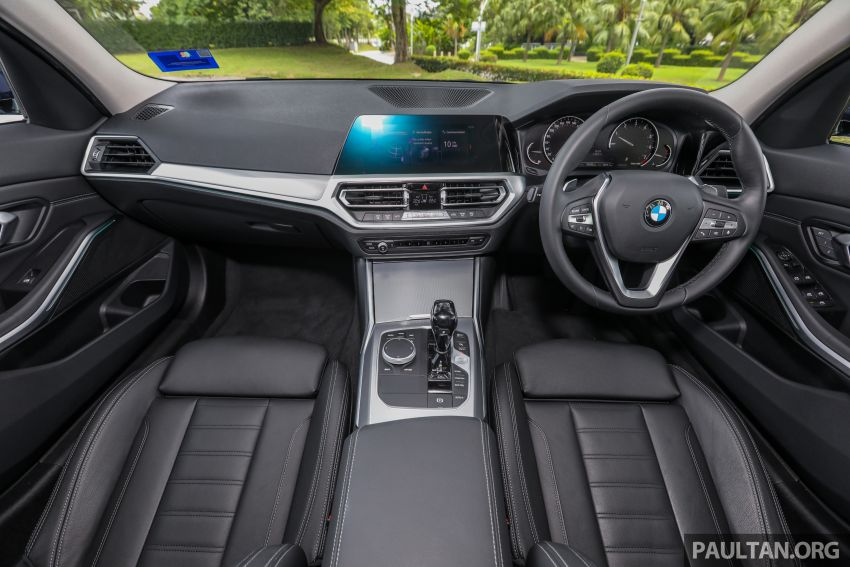 FIRST DRIVE: 2020 G20 BMW 320i Sport M'sian review Image #1148902