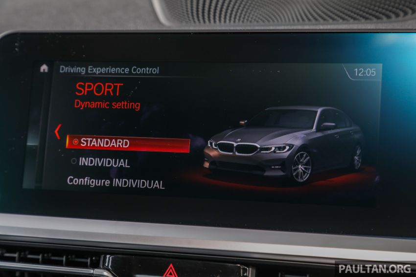 FIRST DRIVE: 2020 G20 BMW 320i Sport M'sian review Image #1148921