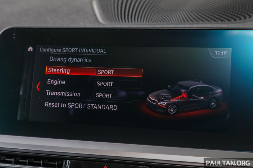 FIRST DRIVE: 2020 G20 BMW 320i Sport M'sian review Image #1148922