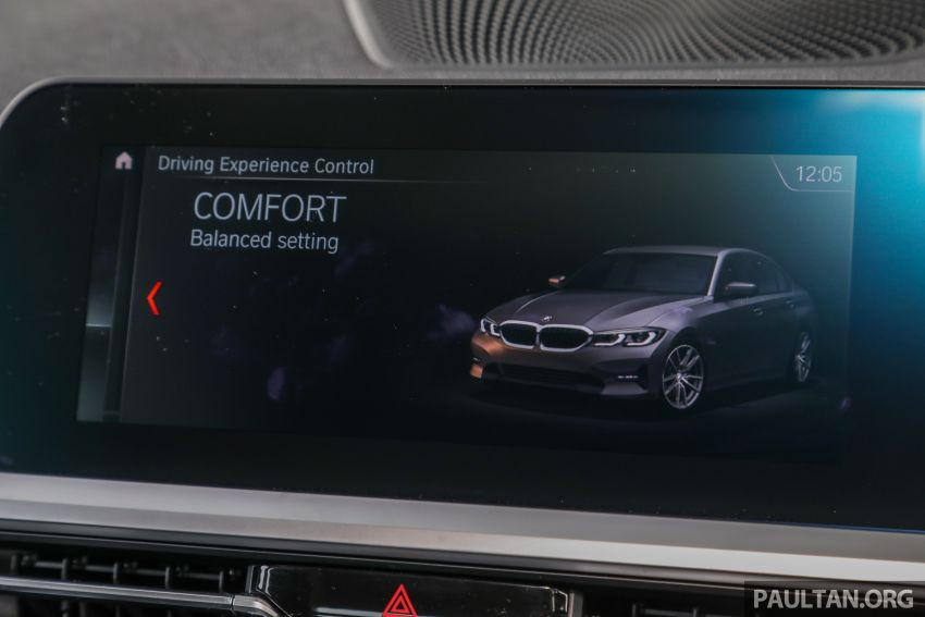FIRST DRIVE: 2020 G20 BMW 320i Sport M'sian review Image #1148923