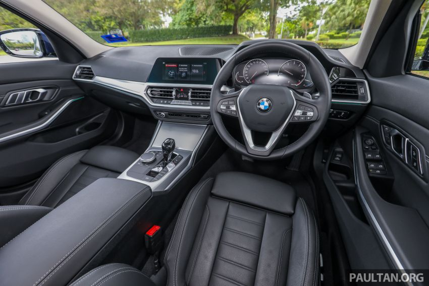 FIRST DRIVE: 2020 G20 BMW 320i Sport M'sian review Image #1148939