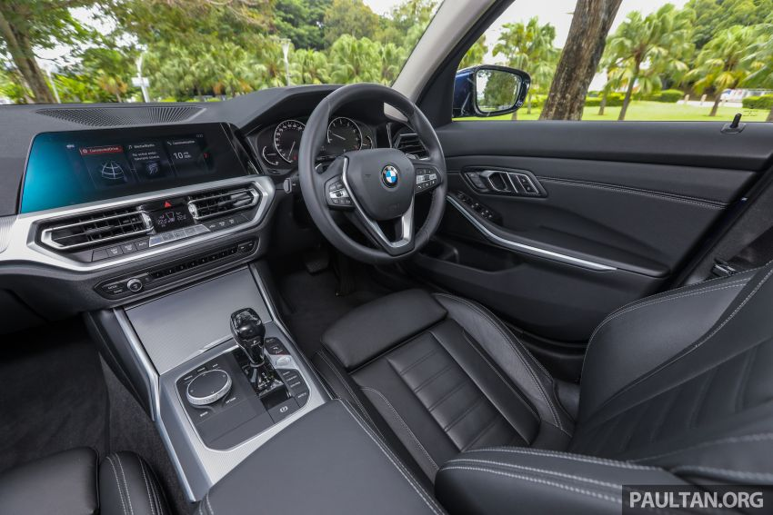 FIRST DRIVE: 2020 G20 BMW 320i Sport M'sian review Image #1148940