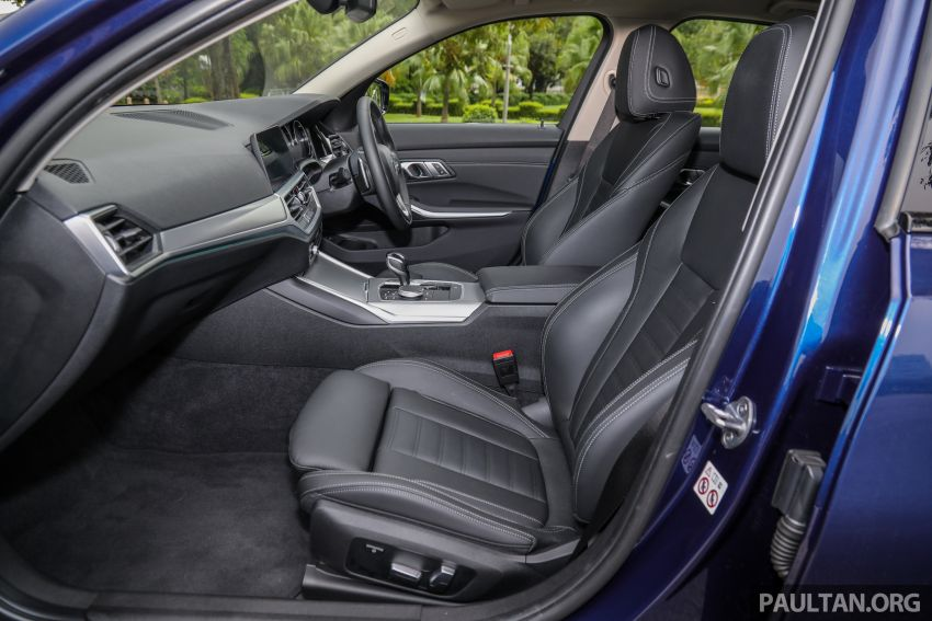 FIRST DRIVE: 2020 G20 BMW 320i Sport M'sian review Image #1148943
