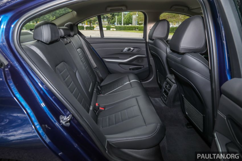 FIRST DRIVE: 2020 G20 BMW 320i Sport M'sian review Image #1148949