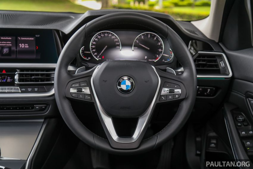 FIRST DRIVE: 2020 G20 BMW 320i Sport M'sian review Image #1148906