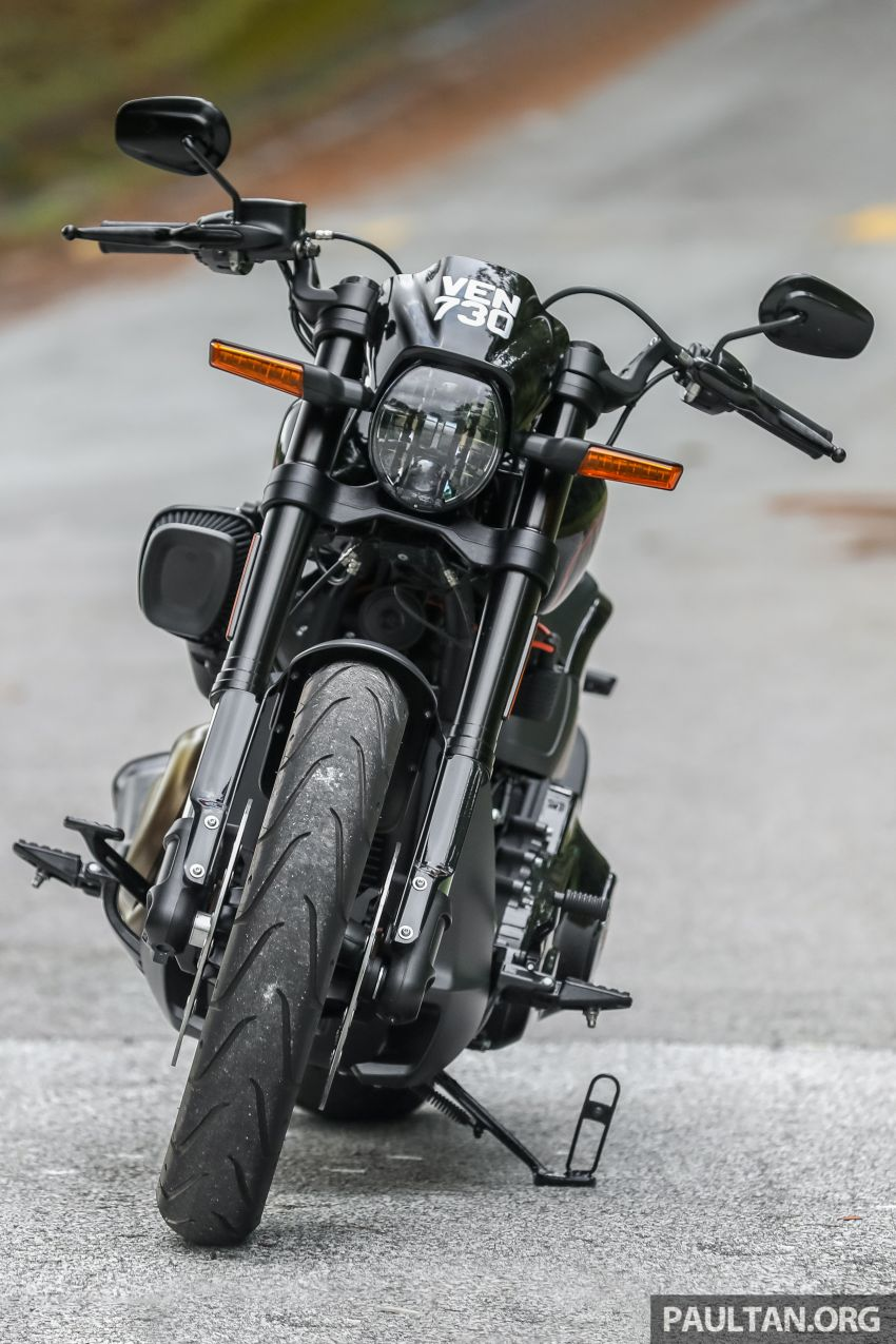 REVIEW: Harley-Davidson FXDR 114, RM116,400 – bringing power to the people, Milwaukee 8 style? Image #1149931