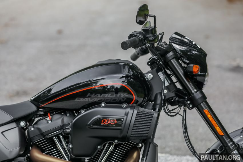 REVIEW: Harley-Davidson FXDR 114, RM116,400 – bringing power to the people, Milwaukee 8 style? Image #1149935