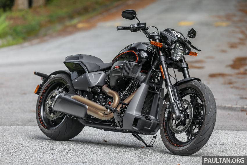 REVIEW: Harley-Davidson FXDR 114, RM116,400 – bringing power to the people, Milwaukee 8 style? Image #1149919