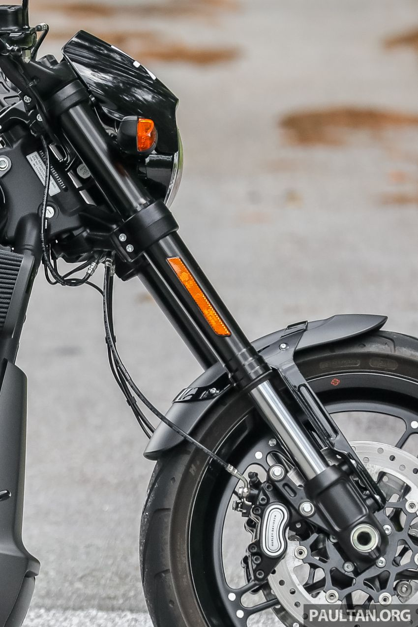 REVIEW: Harley-Davidson FXDR 114, RM116,400 – bringing power to the people, Milwaukee 8 style? Image #1149958