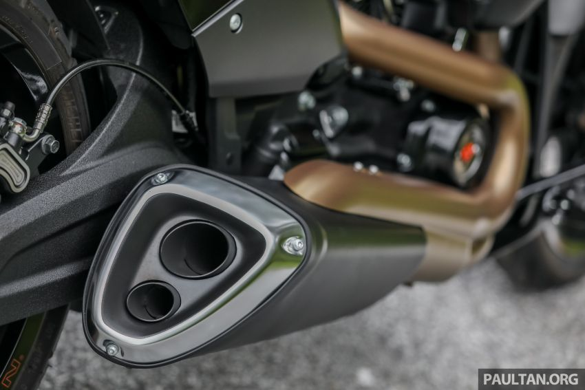 REVIEW: Harley-Davidson FXDR 114, RM116,400 – bringing power to the people, Milwaukee 8 style? Image #1149982