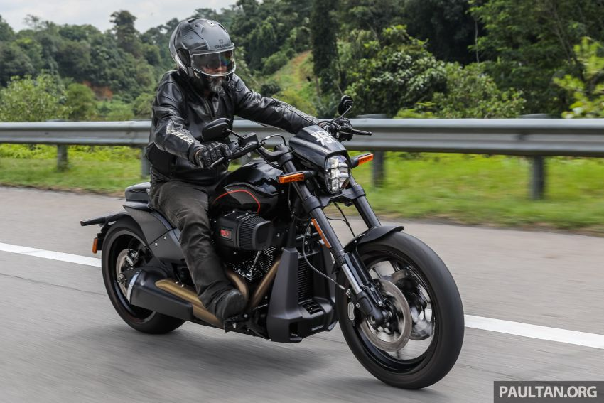 REVIEW: Harley-Davidson FXDR 114, RM116,400 – bringing power to the people, Milwaukee 8 style? Image #1150013