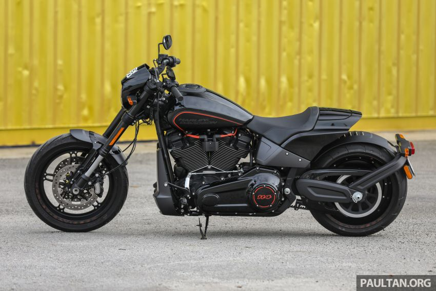 REVIEW: Harley-Davidson FXDR 114, RM116,400 – bringing power to the people, Milwaukee 8 style? Image #1153563