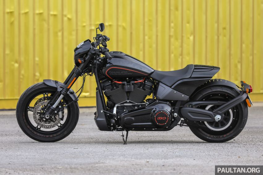 REVIEW: Harley-Davidson FXDR 114, RM116,400 – bringing power to the people, Milwaukee 8 style? Image #1153564