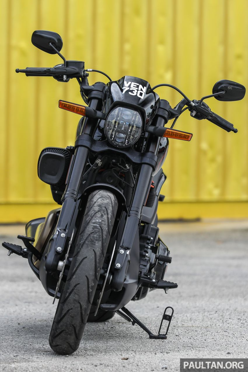 REVIEW: Harley-Davidson FXDR 114, RM116,400 – bringing power to the people, Milwaukee 8 style? Image #1153566