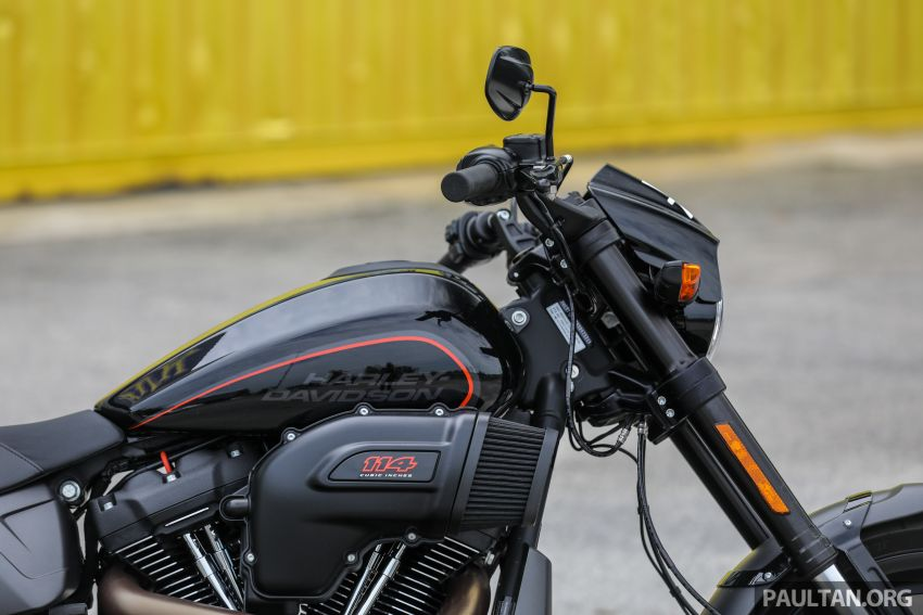 REVIEW: Harley-Davidson FXDR 114, RM116,400 – bringing power to the people, Milwaukee 8 style? Image #1153569