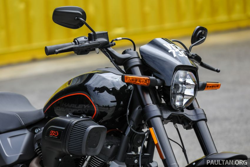 REVIEW: Harley-Davidson FXDR 114, RM116,400 – bringing power to the people, Milwaukee 8 style? Image #1153570