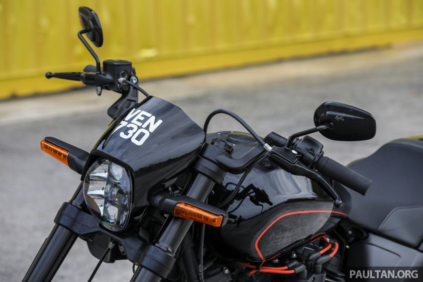 REVIEW: Harley-Davidson FXDR 114, RM116,400 – bringing power to the people, Milwaukee 8 style? Image #1153572