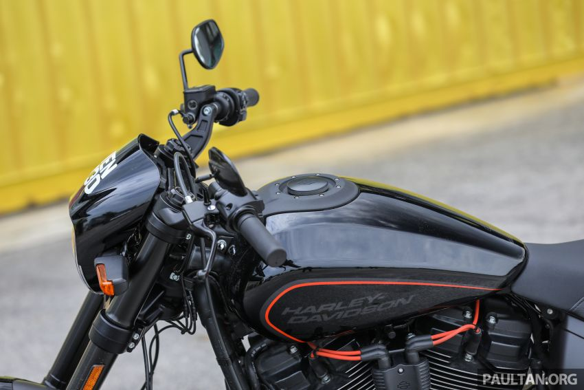 REVIEW: Harley-Davidson FXDR 114, RM116,400 – bringing power to the people, Milwaukee 8 style? Image #1153573