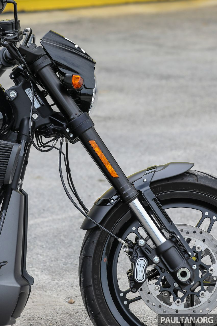 REVIEW: Harley-Davidson FXDR 114, RM116,400 – bringing power to the people, Milwaukee 8 style? Image #1153575