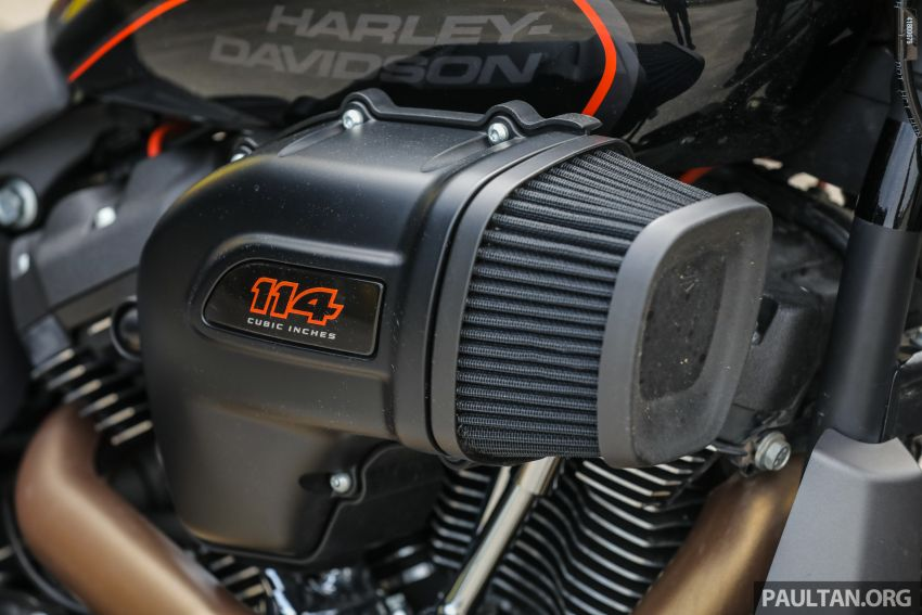REVIEW: Harley-Davidson FXDR 114, RM116,400 – bringing power to the people, Milwaukee 8 style? Image #1153582