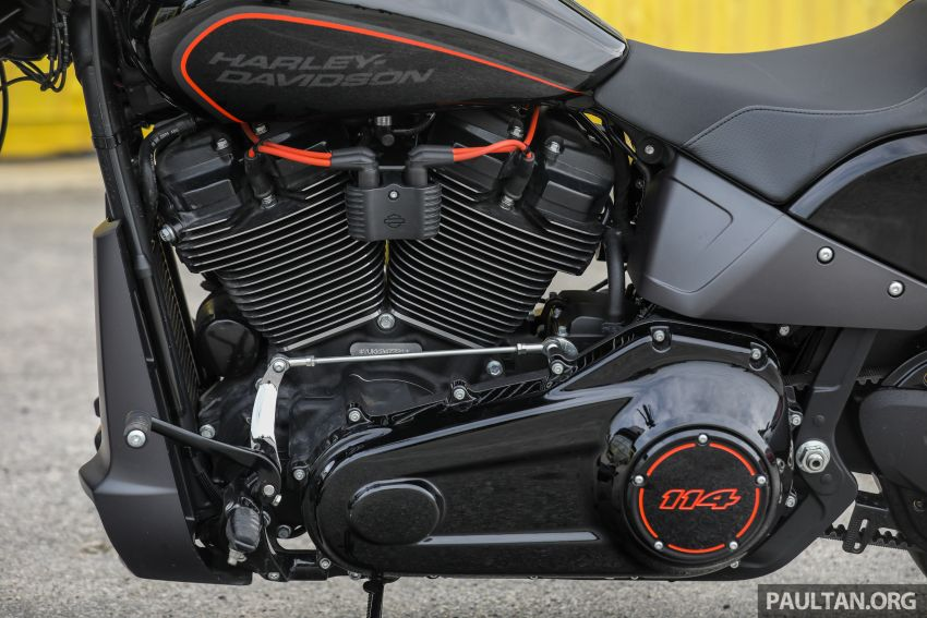 REVIEW: Harley-Davidson FXDR 114, RM116,400 – bringing power to the people, Milwaukee 8 style? Image #1153587