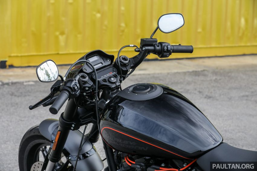 REVIEW: Harley-Davidson FXDR 114, RM116,400 – bringing power to the people, Milwaukee 8 style? Image #1153592